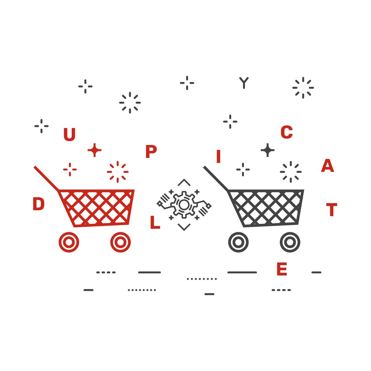 Duplikacja tresci w sklepie internetowym