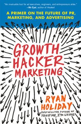 Growth hacking książka