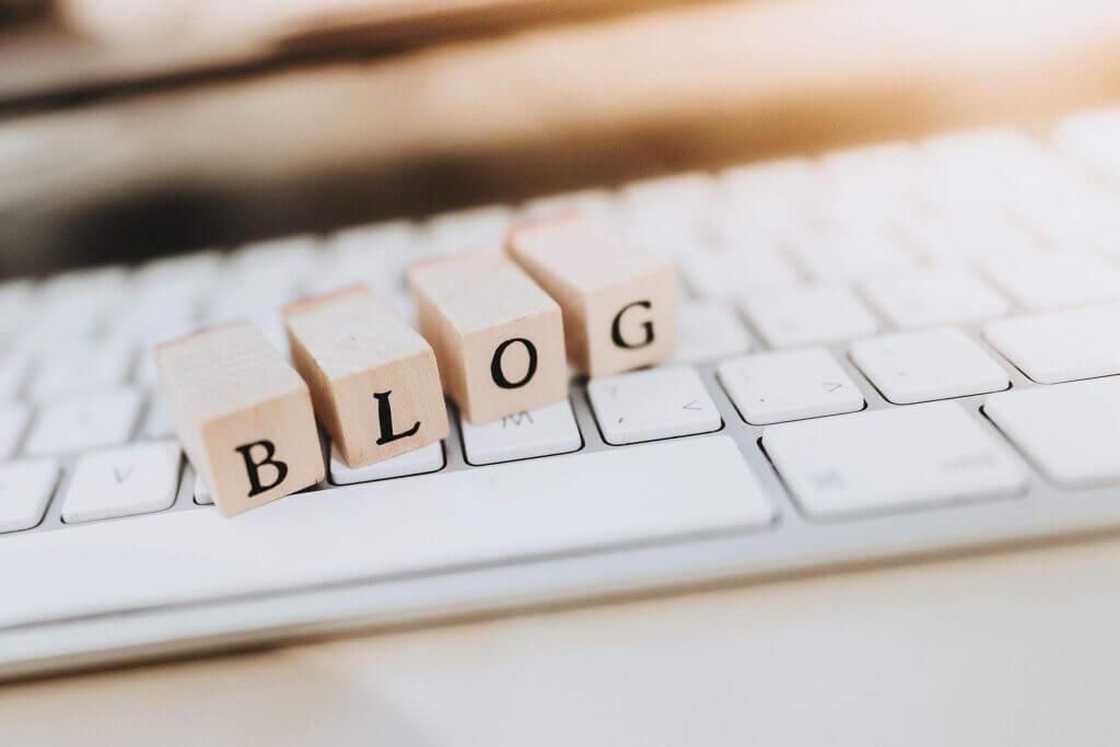 Prowadzenie bloga - jedna z metod pozyskiwania linków