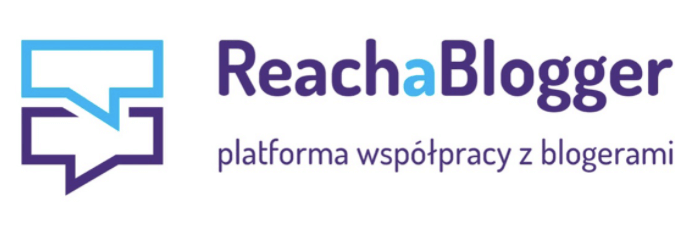 ReachaBlogger logo