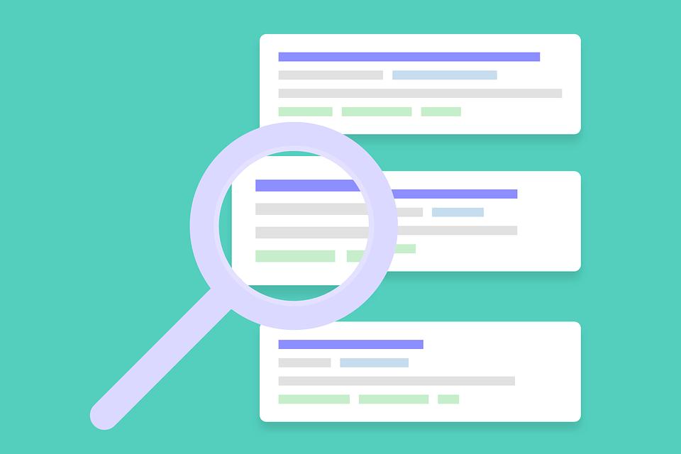 Co daje obecność w wynikach wyszukiwania?