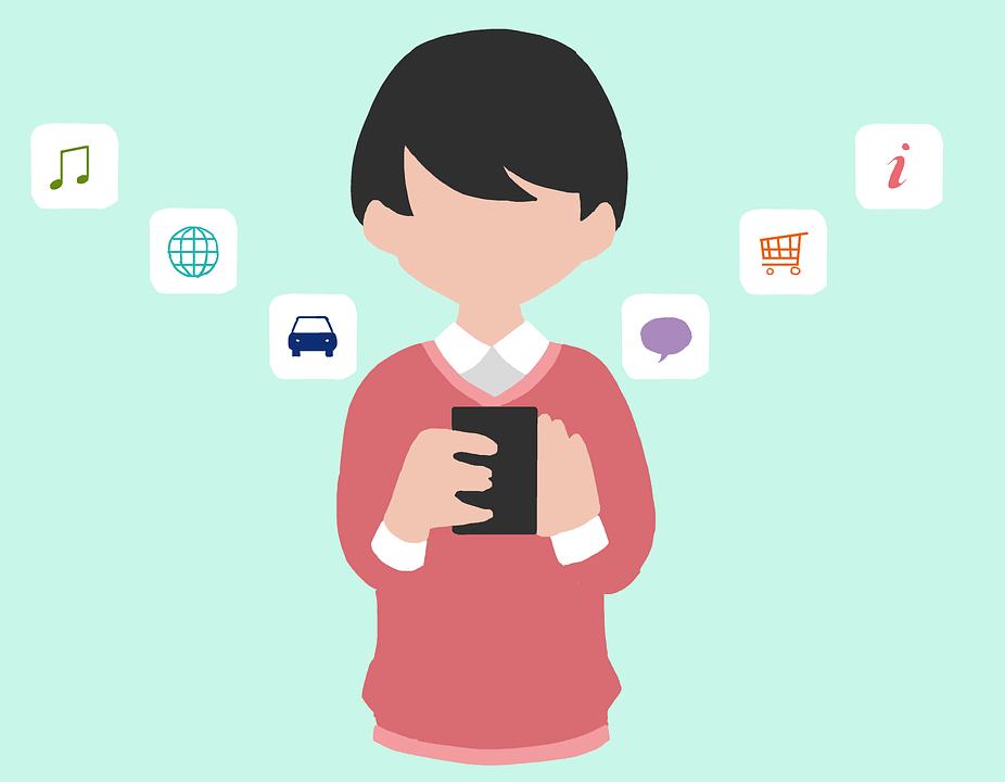 Internet w kontekście urządzeń mobilnych