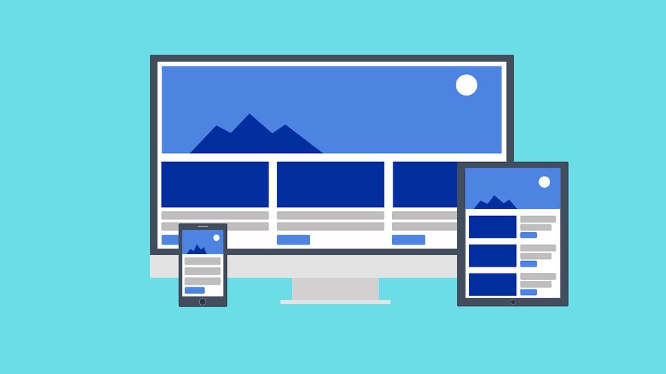 Responsive Web Design - wybór