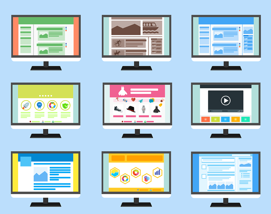 E-branding: domena, strona