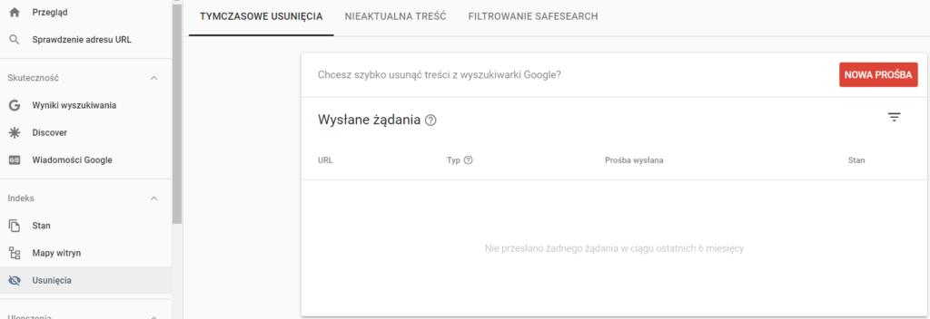 Które podstrony wykluczyć z indeksu wyszukiwarki Google?