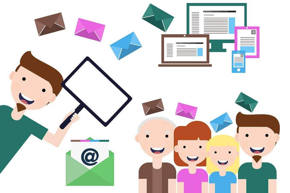 Social media, blog, Google, a może mailing?