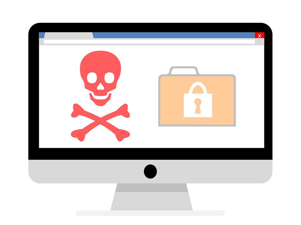 Spadek pozycji wynikający z naruszenia bezpieczeństwa (atak hakerski)