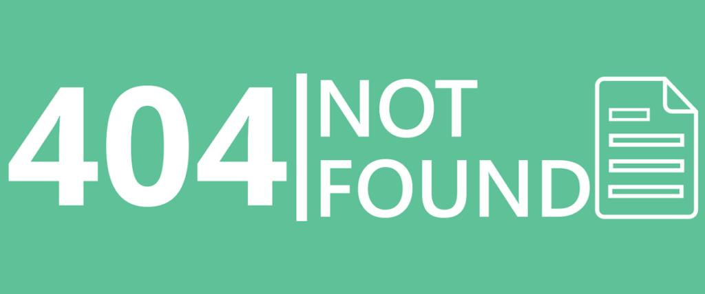 Czym jest błąd 404?