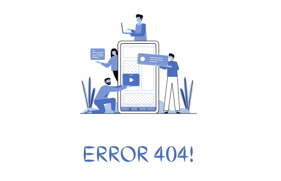Jak błąd 404 wpływa na pozycjonowanie?