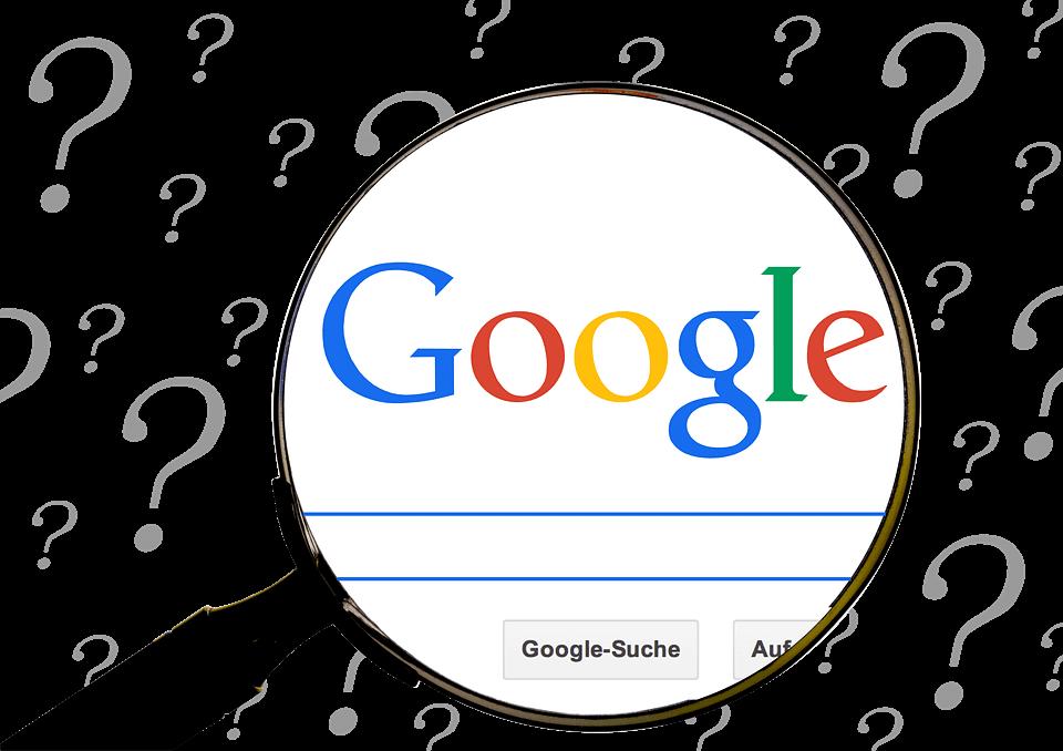 Strona zniknęła z Google - działu grafiki