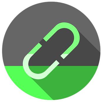 Umiejscowienie linków prowadzących do strony