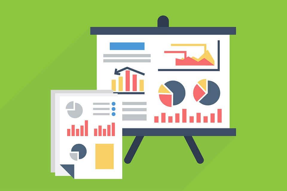 Analiza konkurencyjnych stron internetowych: słowa kluczowe