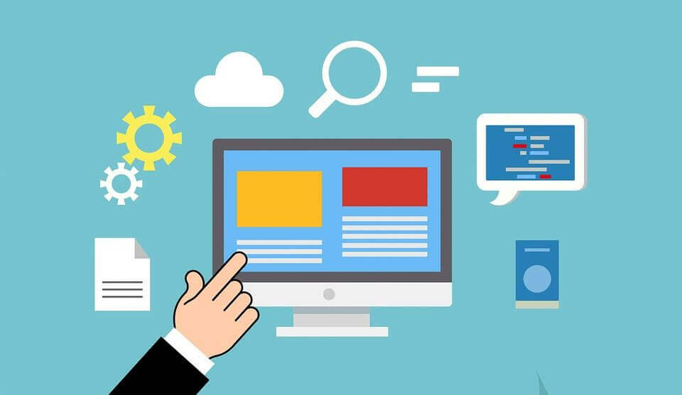 Podstawowa analiza stron internetowych konkurencji (treści)