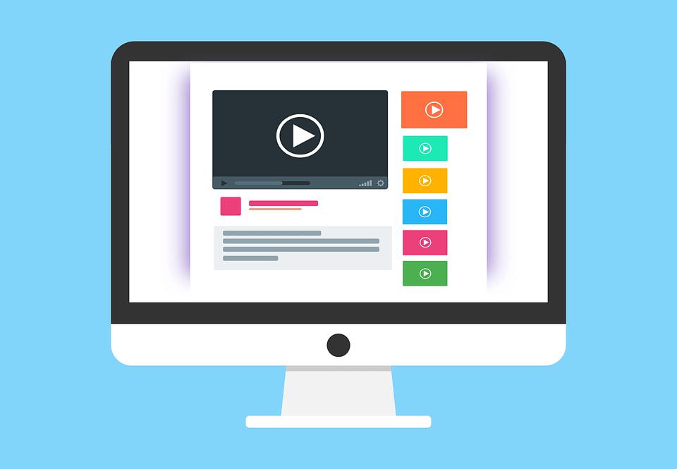 Wizualne i audiowizualne treści strony