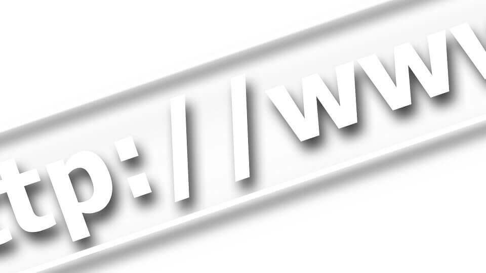 Zmiana struktury linków na stronie