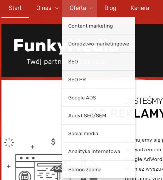 Gdzie umieszczać słowa kluczowe na stronie w linkach?
