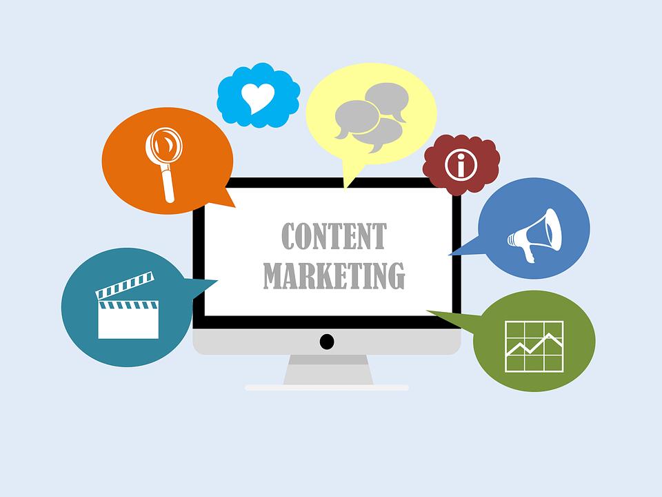 Proces pozycjonowania stron poprzez treści, czyli content marketing