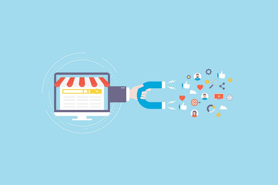 Wspierające działania marketingu internetowego